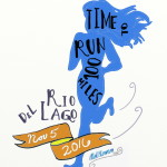Rio Del Lago 100 2016 Tracking