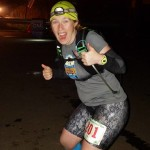 My first freakin' 100 mile run FINISH!!!